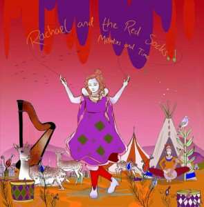 Shop: Buy Rachael and the Red Socks Melodies and Time