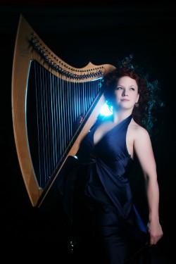 Rachael Gladwin - Harpist, Musician, Performer, Composer