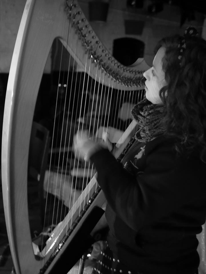 Contact Rachael Gladwin harpist: Email, phone, Facebook, Twitter