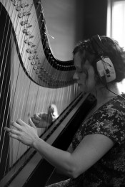 Session Harpist Rachael Gladwin Plus Discography