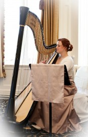 Testimonials: Wedding harpist Rachael Gladwin performs in Cheshire