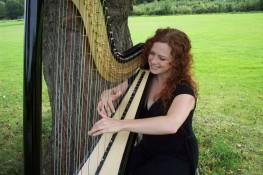 Testimonials: Outdoor harp music from harpist Rachael Gladwin