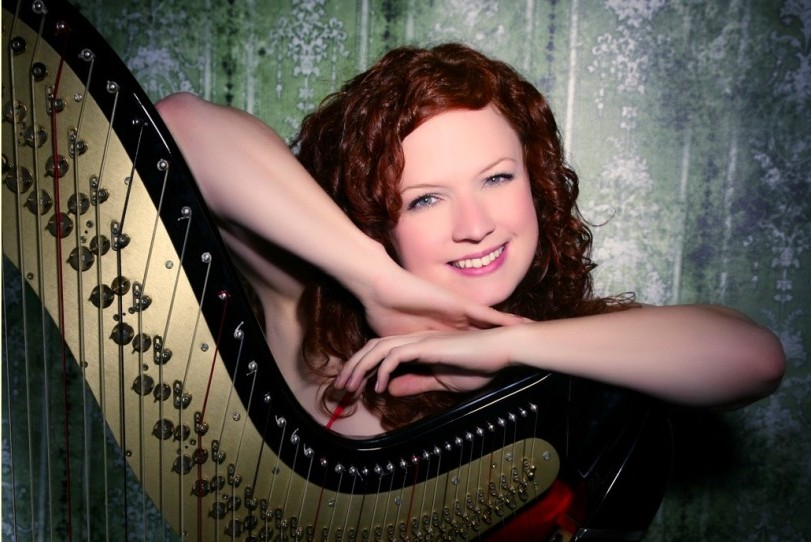 Harpist Rachael Gladwin | Harp for Weddings in Manchester, Cheshire, Lancashire, Merseyside
